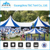 30X60m Luxury High Peaks Mixed Marquee Multi-Side Wedding Party Tent