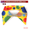 Circus Costume Accessory DOT Collar for Clown Party Decoration (BO-6048)