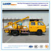 Truck Mounted Guardrail Post Pile Driver for Install Steel Guardrail Posts