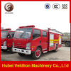 Isuzu 4X2 5000L Water-Foam Fire Fighting Truck