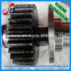 CNC Machining Process Steel Gear