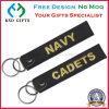 Rush Order Wholesale Embroidery Keychain /Baggage Tag