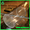 Pet Plastic Clear Round Tube