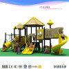 2015 Vasia Natural Outdoor Toddler Playgrounds Equipment Kids Spiral Slide