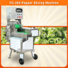 Multifunction Vegetable Carrot / Potato / Cabbage / Cutting Dicing Slicing Machine