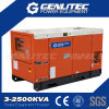 Single Phase 23kw Kubota Silent Generator (Kubota V3300-BG, Stamford PI144K)