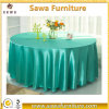 High Quality Satin Wedding Banquet Event Decoration Table Cloth