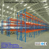 Hengtuo Warehouse Storage Heavy Duty Pallet Racking with Wire Decking