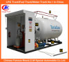 Lp Gas Storage 5tone for 10m3 LPG Cylinder Filling Station