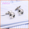 VAGULA 2015 Fashion Button Men′s Wedding Cuff Links