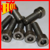 DIN 933 Titanium Alloy Hexagon Bolt in Stock