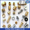 Custom Metal Brass CNC Turning Milling Machining Parts