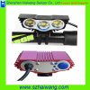 CREE Xml3000 Lumen 8.4V 2600mAh Battery Rechargeable LED Bicycle Headlight Hw-332