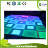 Interactive LED Floor Lighting with on-Line or off-Line Control