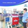 Plastic Pipe Mark Line Extruder Machine for Lab Use