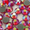 Color+Ab Sparkling DMC Hotfix Rhinestones for Garment