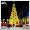 Square Decorative Giant Tower LED Light Decorated Christmas Tree Light