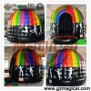 Bouncy Castle Bounce House Inflatable Disco Dome for Sale (DIS-10)