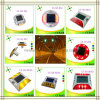 Factory Wholesale IP68 Strobe Plastic Solar LED Cat Eyes Road Stud