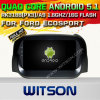 Witson Android 5.1 Car DVD GPS for Ford Ecosport with Chipset 1080P 16g ROM WiFi 3G Internet DVR Support (A5539)