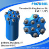 Dia. 48mm Top Hammer Percussive Bits with R32 Thread