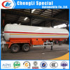 2 Axle Gas Transport 20mt 20ton 40000liters LPG Road Tanker for Mongolia