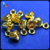 12mm Height Golden Alloy Metal Rivet