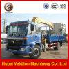 Foton 8t/8ton Mobile Crane Truck