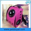 High Quality PU Pet Dog Travel Bag Backpack Carrier