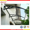Polycarbonate Door / Window Canopy, Awning, Covering