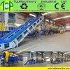 Topmachinery Popular Cola Bottle Washing Line for Crushing Recycling Pet HDPE PVC PC Bottles with Heavy Crusher