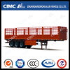Straight Beam Cargo Stake Semi Trailer with High Tensile Steel