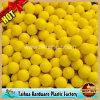 Custom Eco-Friendly PU Golf Ball Stress Toys (PU-081)