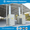 Central HVAC Units Used Air Conditioner Cooling System Event Exhibition