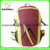2 Tone Nice Backpack Bag with Earphone Hole for Bicycle/Hiking/Trekking/on Foot/Sports