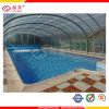 2-8mm UV-Resistant Polycarbonate Solid Sheet Price for Swimming Pool Cover