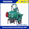 Construction Machine Jzc Roller Concrete Mixer for Sale