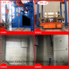 Big Construction Parts Shost Blasting Machine