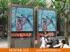 Indoor Outdoor Portable Digital Advertising Media LED Display Screen/Player/Poster (floor stand)