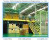 Heavy Metal Mezzanine Shelf for Warehouse Storage