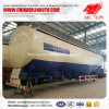 Qilin 70cbm Bulk Cement Tanker Semi Trailer with Diesel Compressor