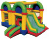 2014 Children Funny Inflatable Slide