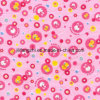 Polyester and Cotton Printed Flannel