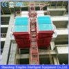 Professional Manufacturer of Materials Hoist for Building Construction with Loading 1000kg