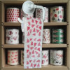 Christmas Toilet Wipes Holiday Printed Toilet Paper Novelty Loo Roll