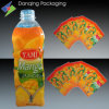 PVC Shrink Film Label for Beverage/Daily-Use Products