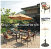 Outdoor Wrought Iron Sunshade Garden Furniture