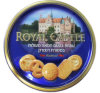 Bule Tin Royal Castle Butter Cookies