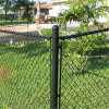 PVC Coated Chain Link Garden Fence
