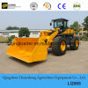 6ton, 3.25m Wheel Loader with Rock Bucket, Mining Bucket and Zf Gearbox